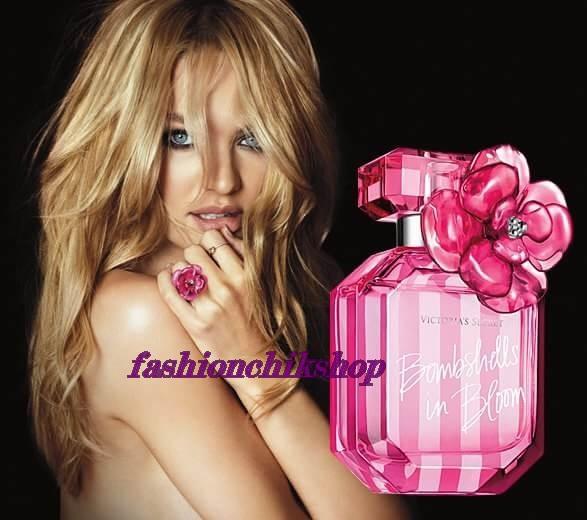 พร้อมส่ง Victoria's Secret Bombshells in Bloom 2014