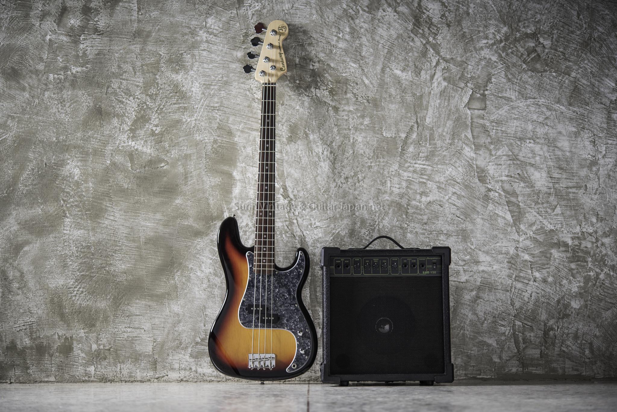 แอมป์เบสไฟฟ้ามือสอง GUYATONE SXB-150 Bass Amp