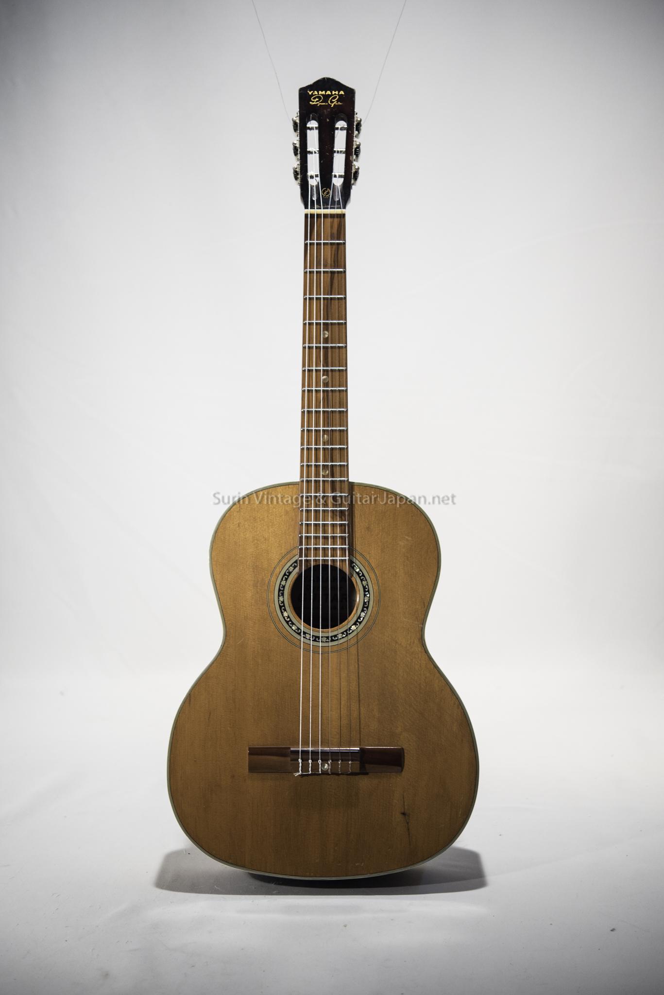 กีต้าร์คลาสสิคมือสอง YAMAHA Dynamic Guitar
