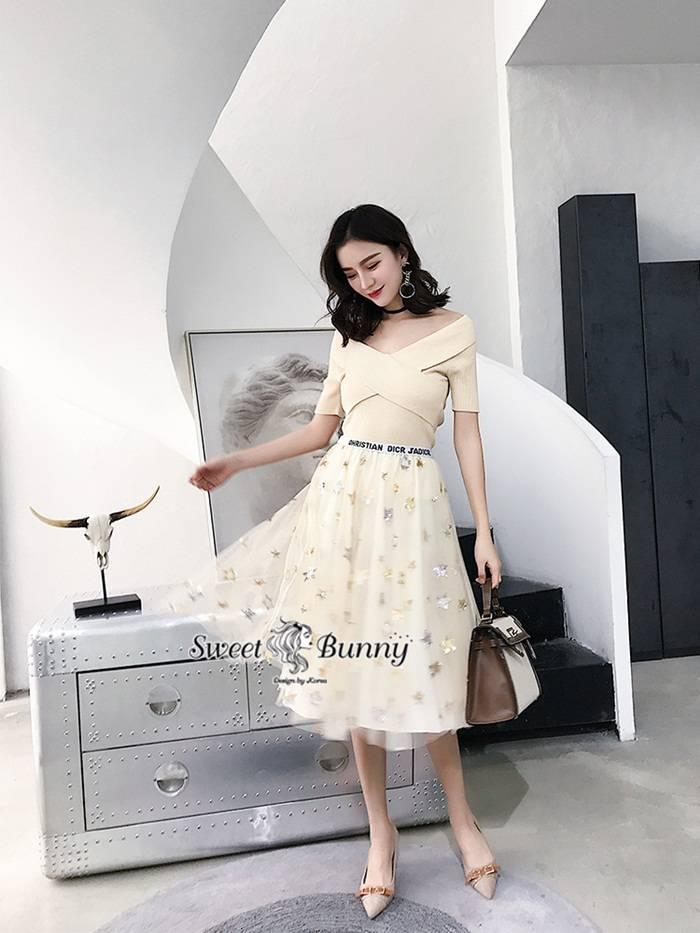 Super Star Skirt Set