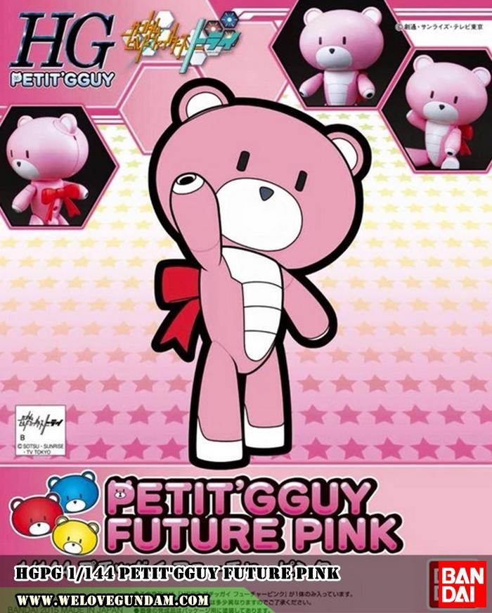 HGPG 1/144 PETIT'GGUY FUTURE PINK