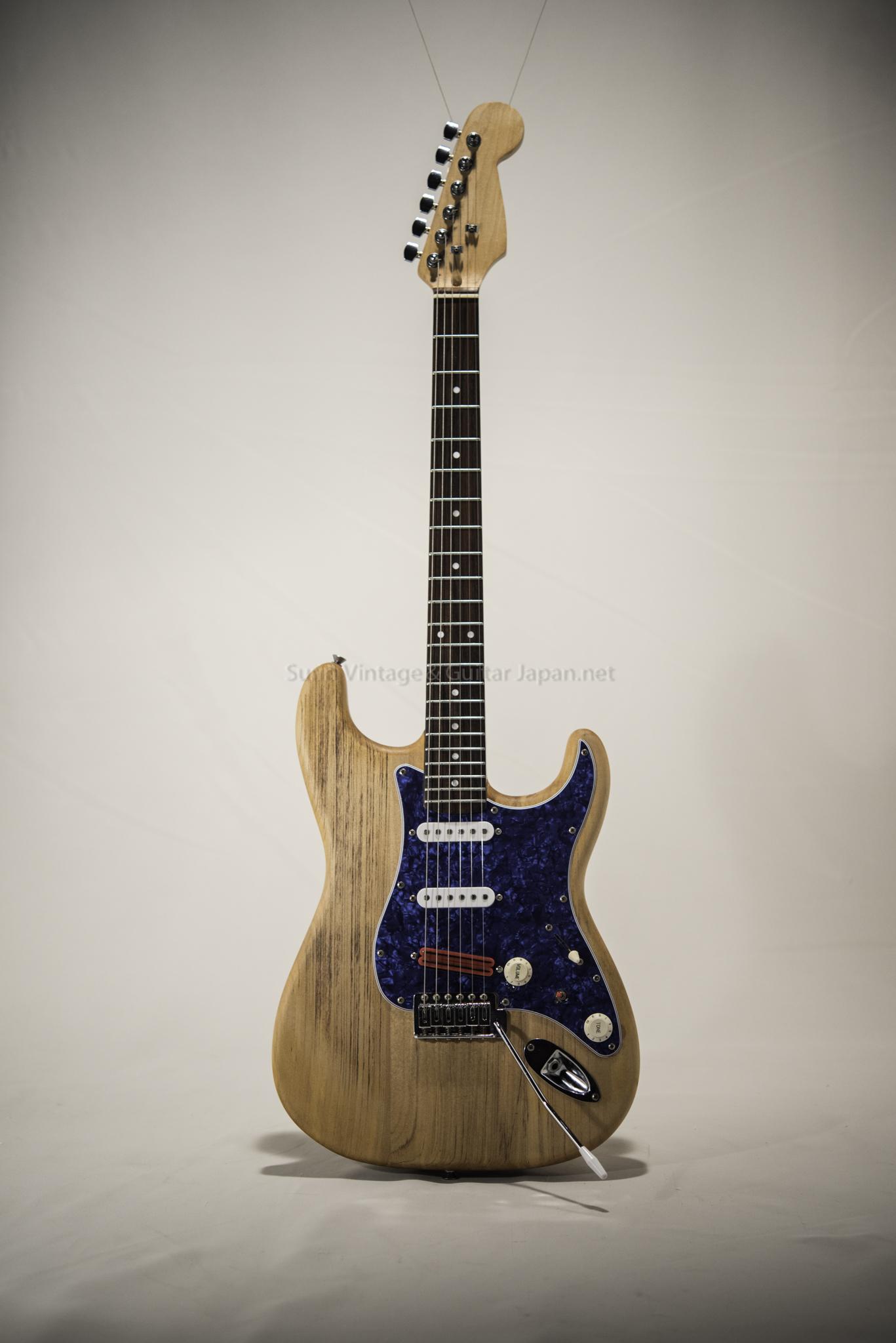 กีต้าร์ไฟฟ้ามือสอง Stratocaster Modify No.32