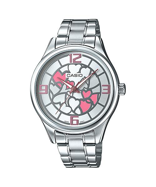 Casio ของแท้ ประกันศูนย์ LTP-E128D-7A CASIO นาฬิกา ราคาถูก ไม่เกิน สองพัน