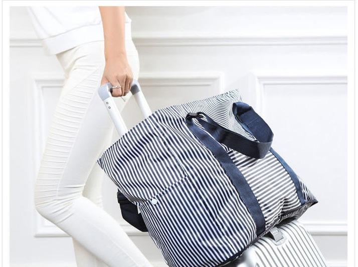 TB50 Multifunction Travel Bag VER2 /กระเป๋าเดินทาง เอนกประสงค์ VER2 พับได้