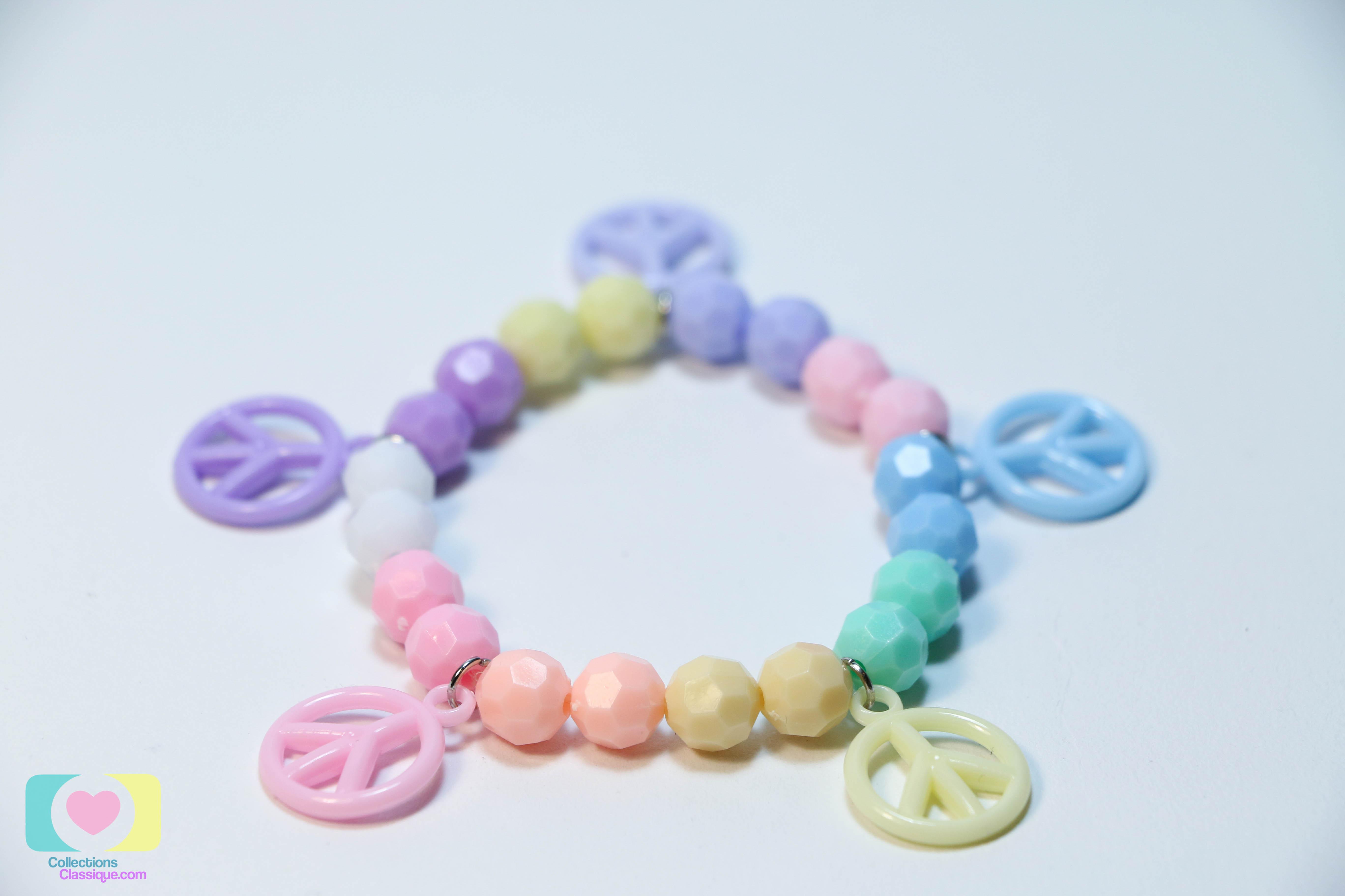 กำไลข้อมือ Pastel Handmade Bracelet BL25031