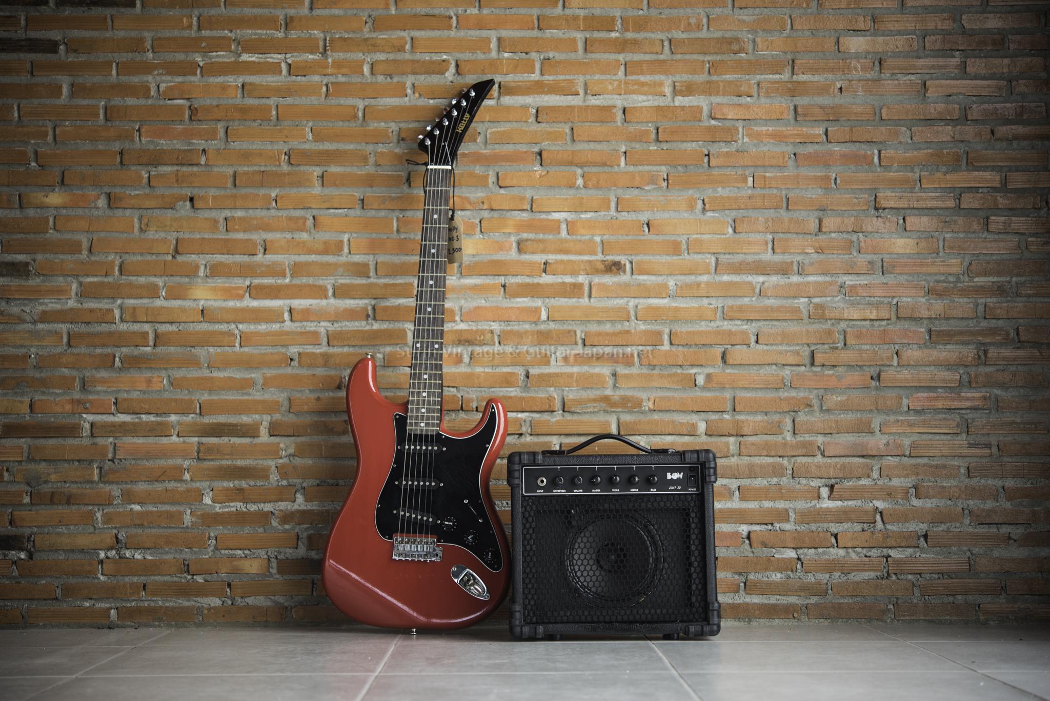 แอมป์กีต้าร์ไฟฟ้ามือสอง BOW Jump20 Guitar Amp