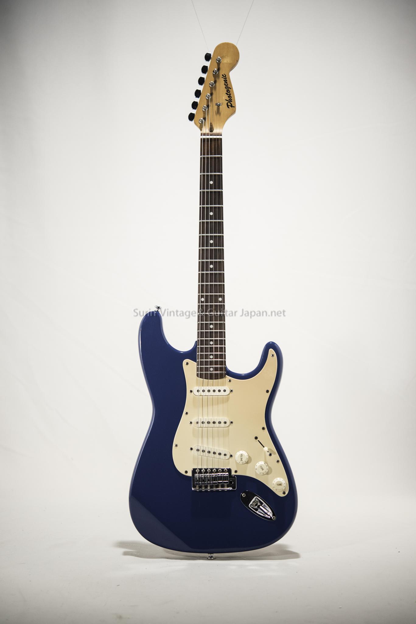 กีต้าร์ไฟฟ้ามือสอง Photogenic No.31 ST-Blue