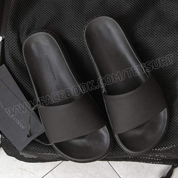 รองเท้าหนังAlexander Wang&Hm Leather Slip