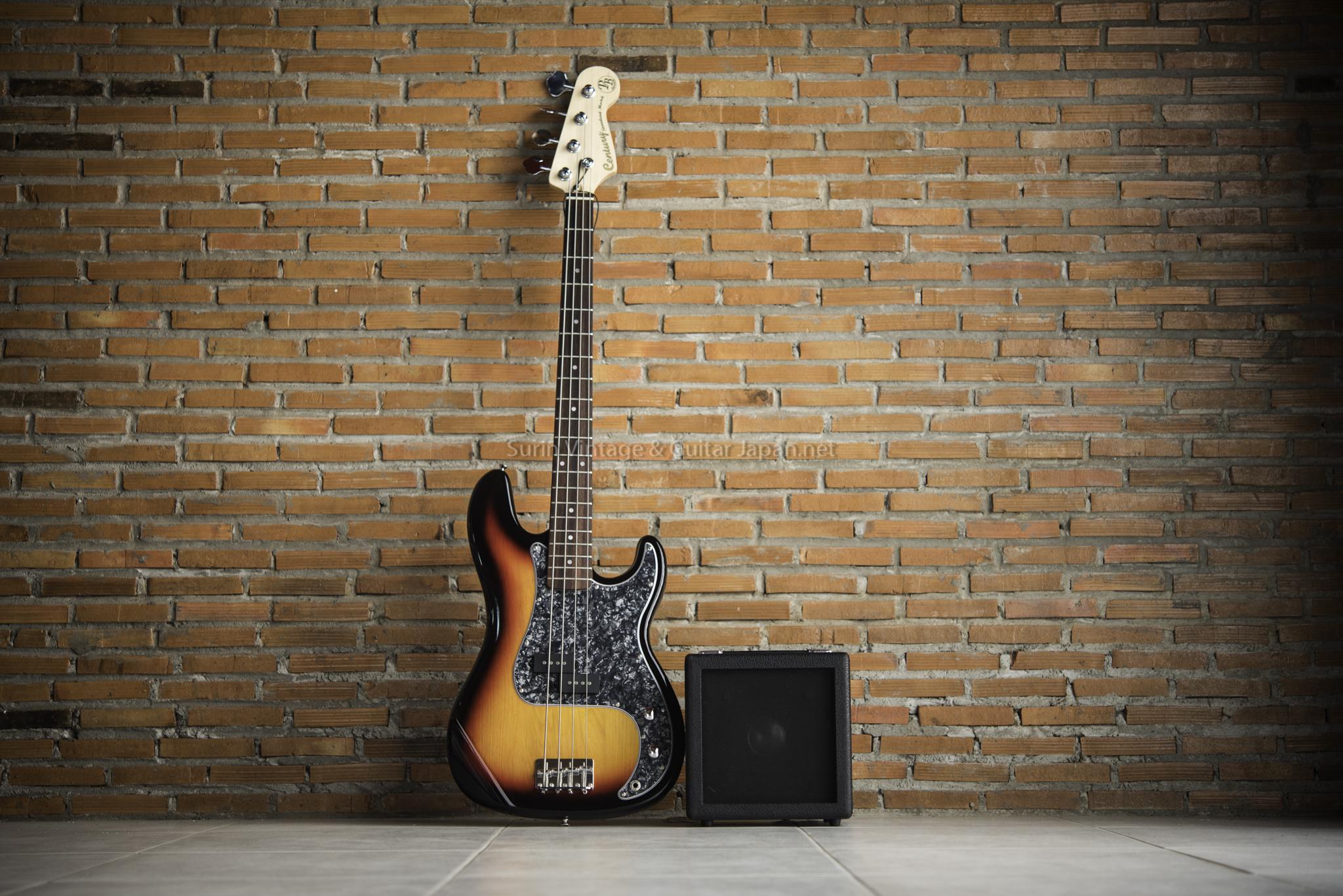 แอมป์เบสไฟฟ้ามือสอง Advance BX-1 No.1 Bass Amp