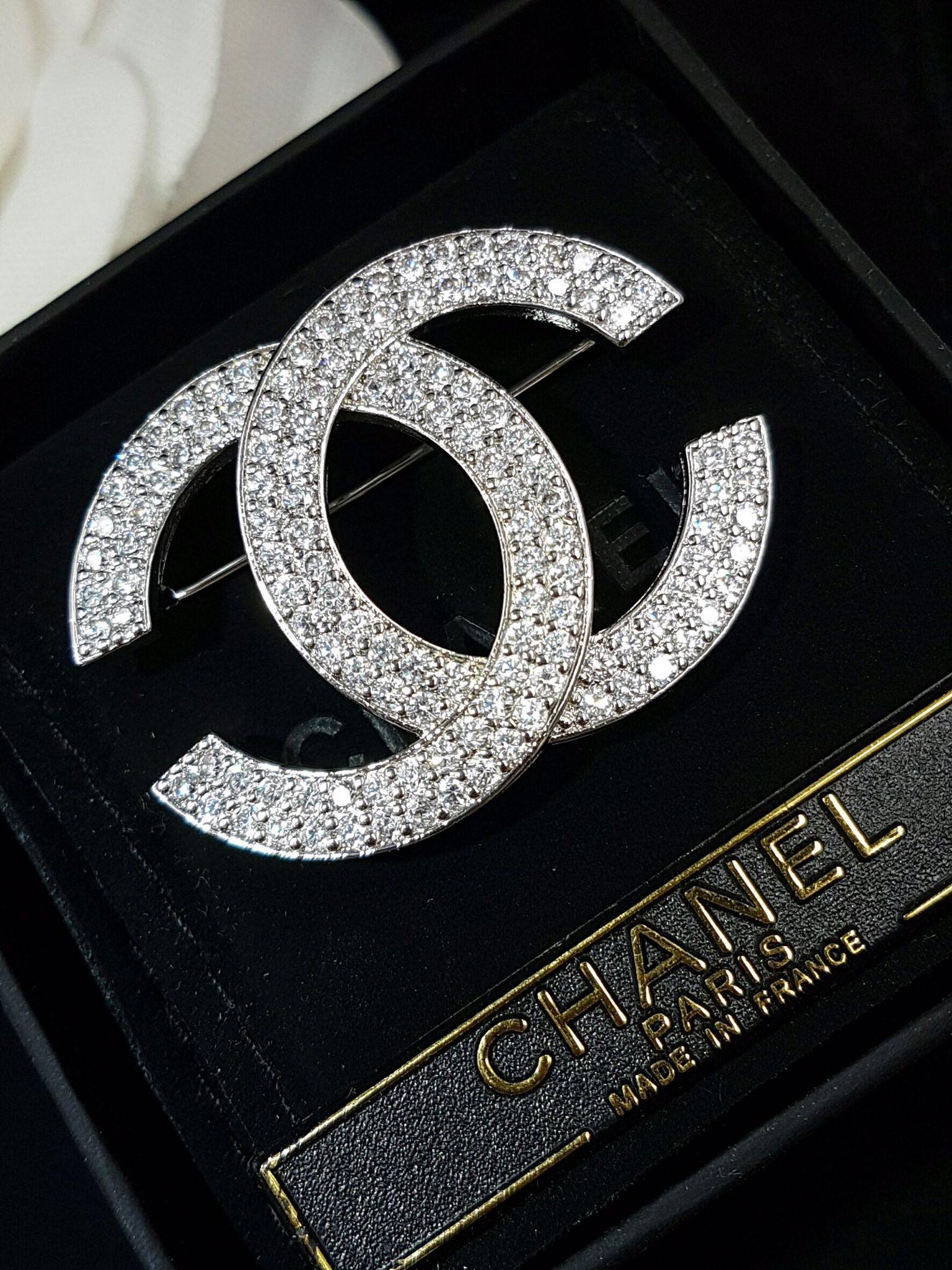 พร้อมส่ง Classic Chanel Brooch เข็มกลัดชาแนลทรงคลาสสิค