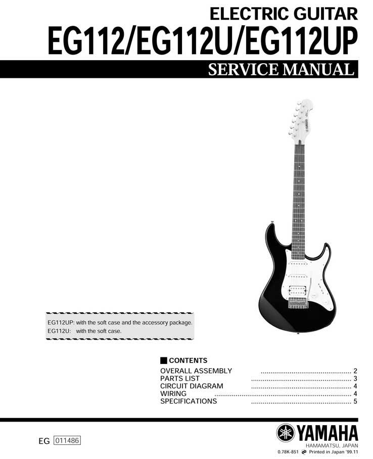 yamaha eg112 guitarjapan net rh guitarjapan net
