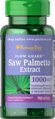 Saw Palmetto 1000 mg - รักษาผมร่วง ผมบาง จากฮอร์โมน DHT