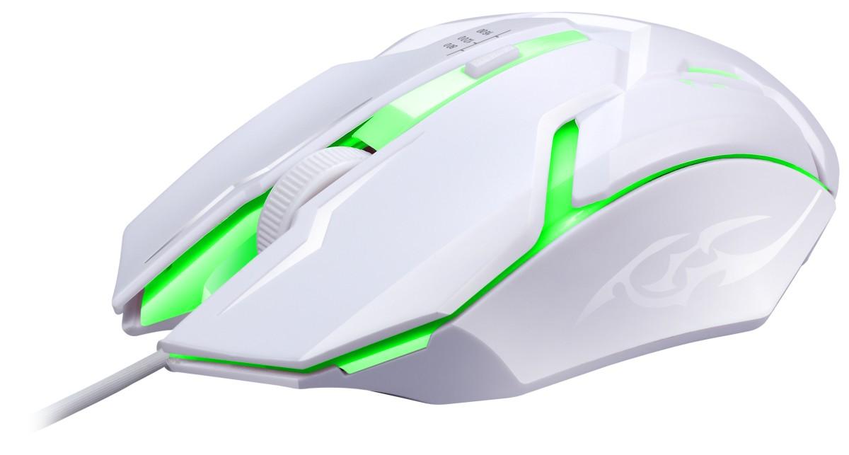 [อุปกรณ์เสริม] เม้า LX-200 ขาว