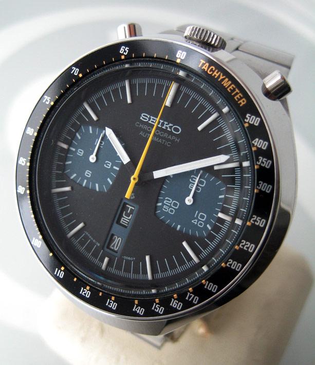 นาฬิกา Seiko มดดำ Bullhead
