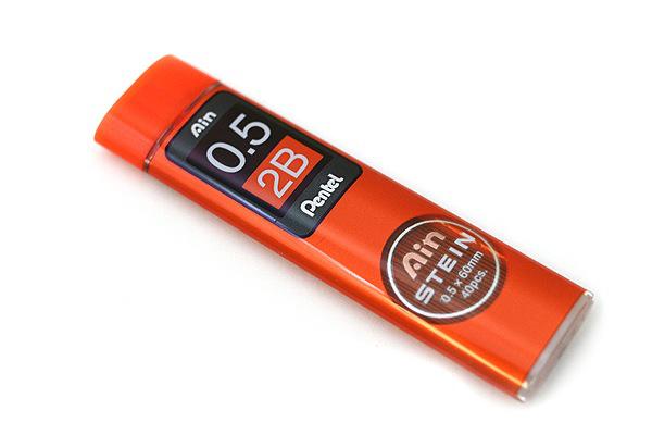ไส้ดินสอ Pentel Ain Stein Lead - 0.5 2B