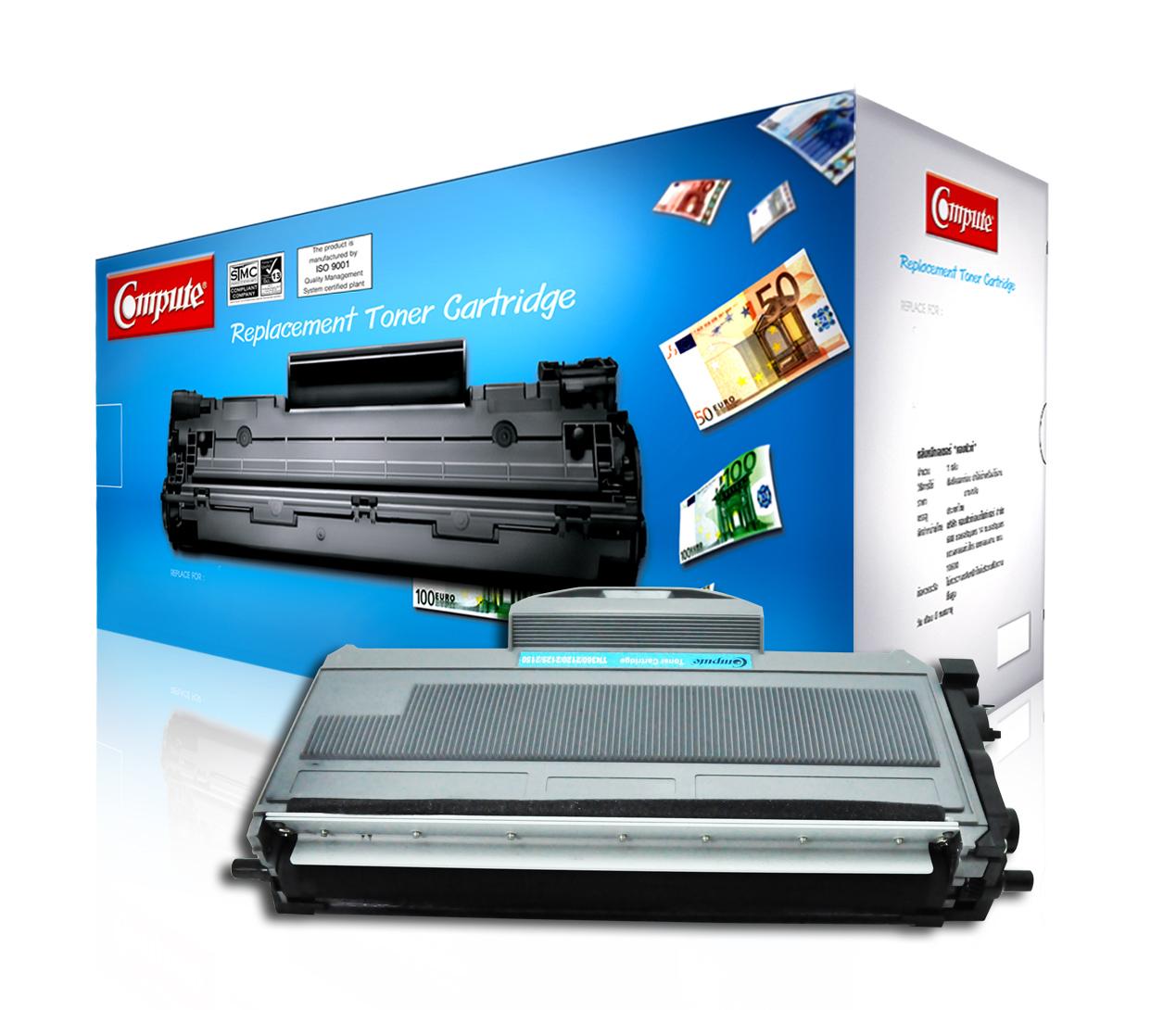 ตลับหมึกเลเซอร์ Compute BROTHER TN-2130/2150/2125/360 (Toner Cartridge)