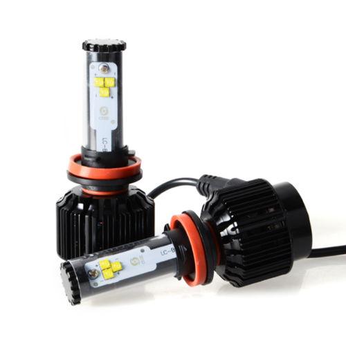 ไฟหน้า LED ขั้ว H11 Cree 6 ดวง 60W CREE XTE