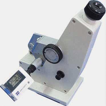 เครื่องทดสอบความหวาน (Brix refractrometer) รุ่น 2WAJ ABBE1.300 - 1.700 ND 0 - 95% Brix