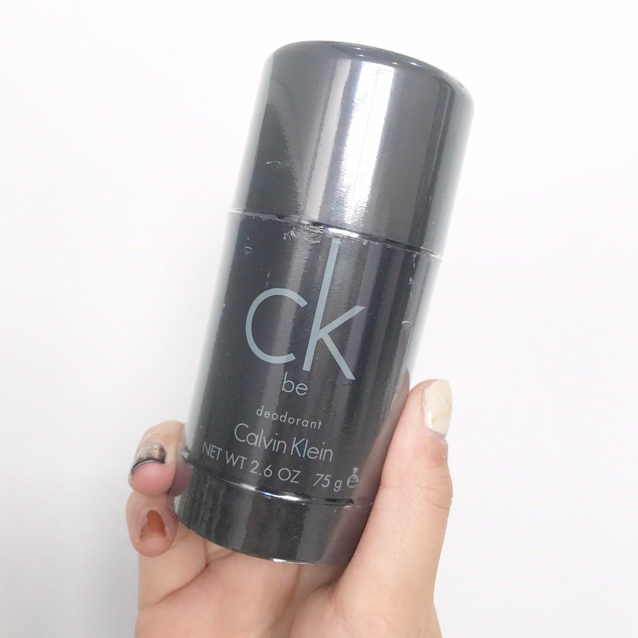 โรลออน CK Be for men Deodorant Stick 75g. ของแท้