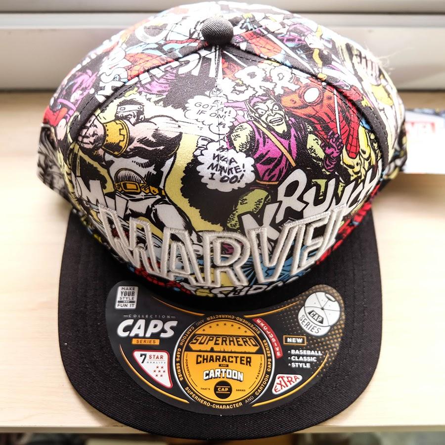 หมวก Snapback MARVEL