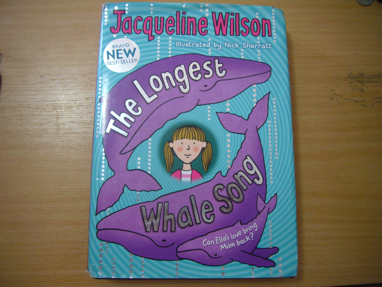 The Longest Whale Song (Hardback)