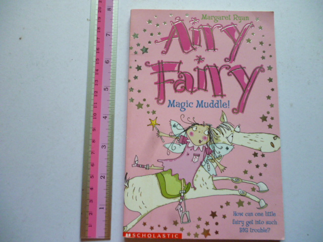 Airy Fairy: Magic Muddle!