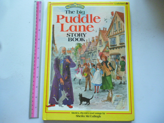 The Big Puddle Lane Story Book (Ladybird)