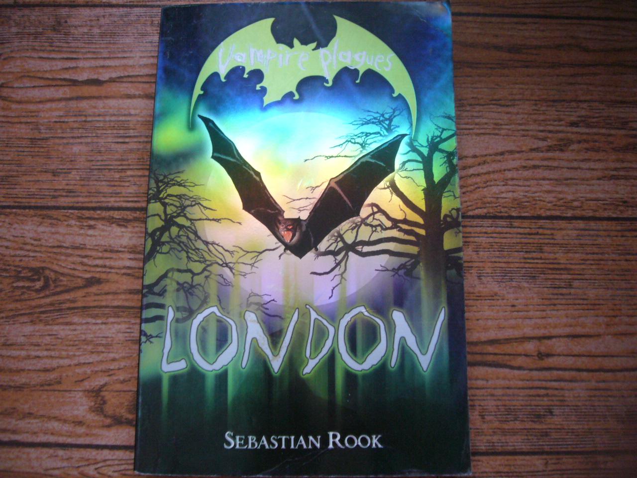 Vampire Plagues 1: LONDON