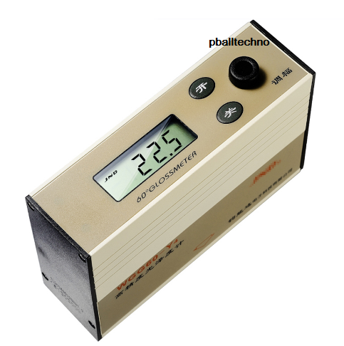 เครื่องวัดความเงา(Single-Gloss Meter) รุ่น WGG60-E4 Range 199GU มุม 60 ํ,WGG60-E4 Gloss Meter Stone Marble Photometer Brightness Meter Professional High Precision