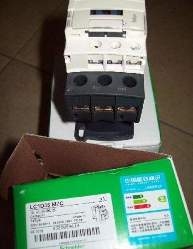 Schneider Telemecanique Contactor LC1D38M7
