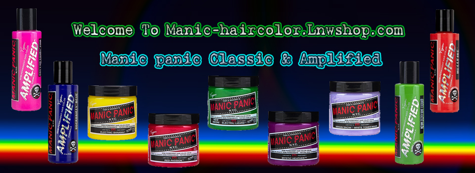 Manic-haircolor