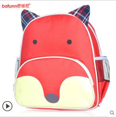 กระเป๋าเป้ zoo pack ยี่ห้อ bafunn ลายจิ้งจอก