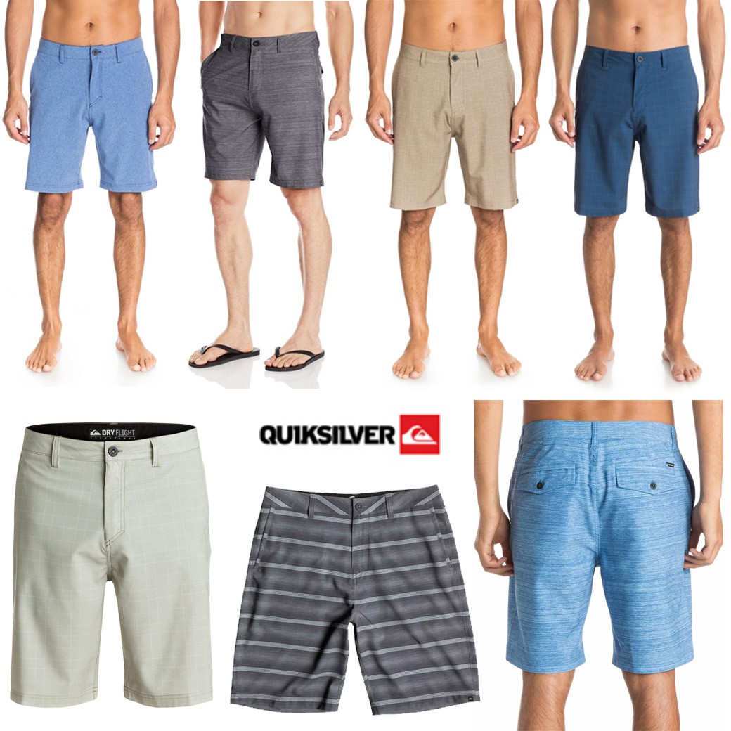 Quiksilver Everyday Hybrid Amphibian Short