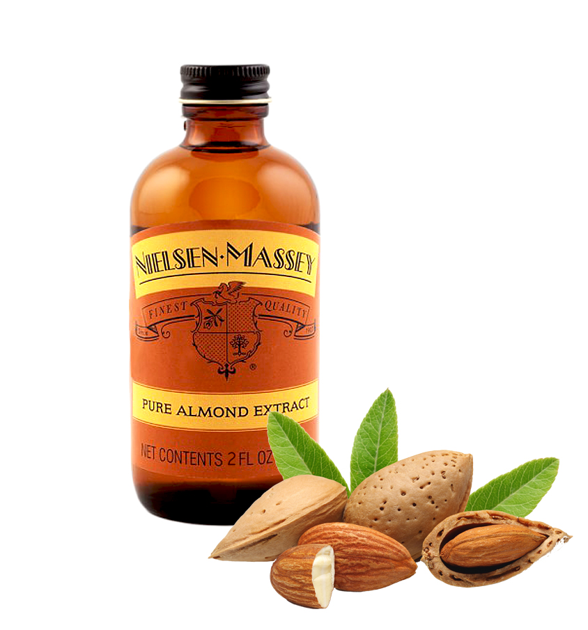 Neilsan Massey Madagascar Almond Extract 2 oz. (59 ml)