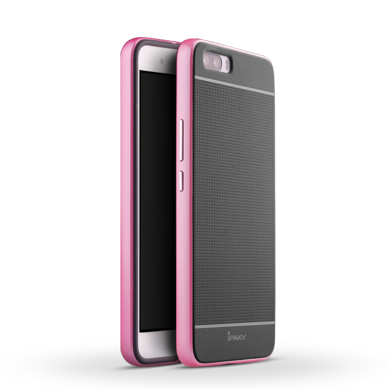 IPAKY CASE for Huawei honor 6 Plus (Pink)