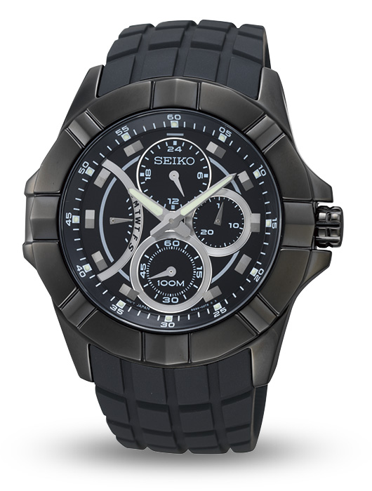 Seiko Lord Multi Hand Ion Black SRL071P1