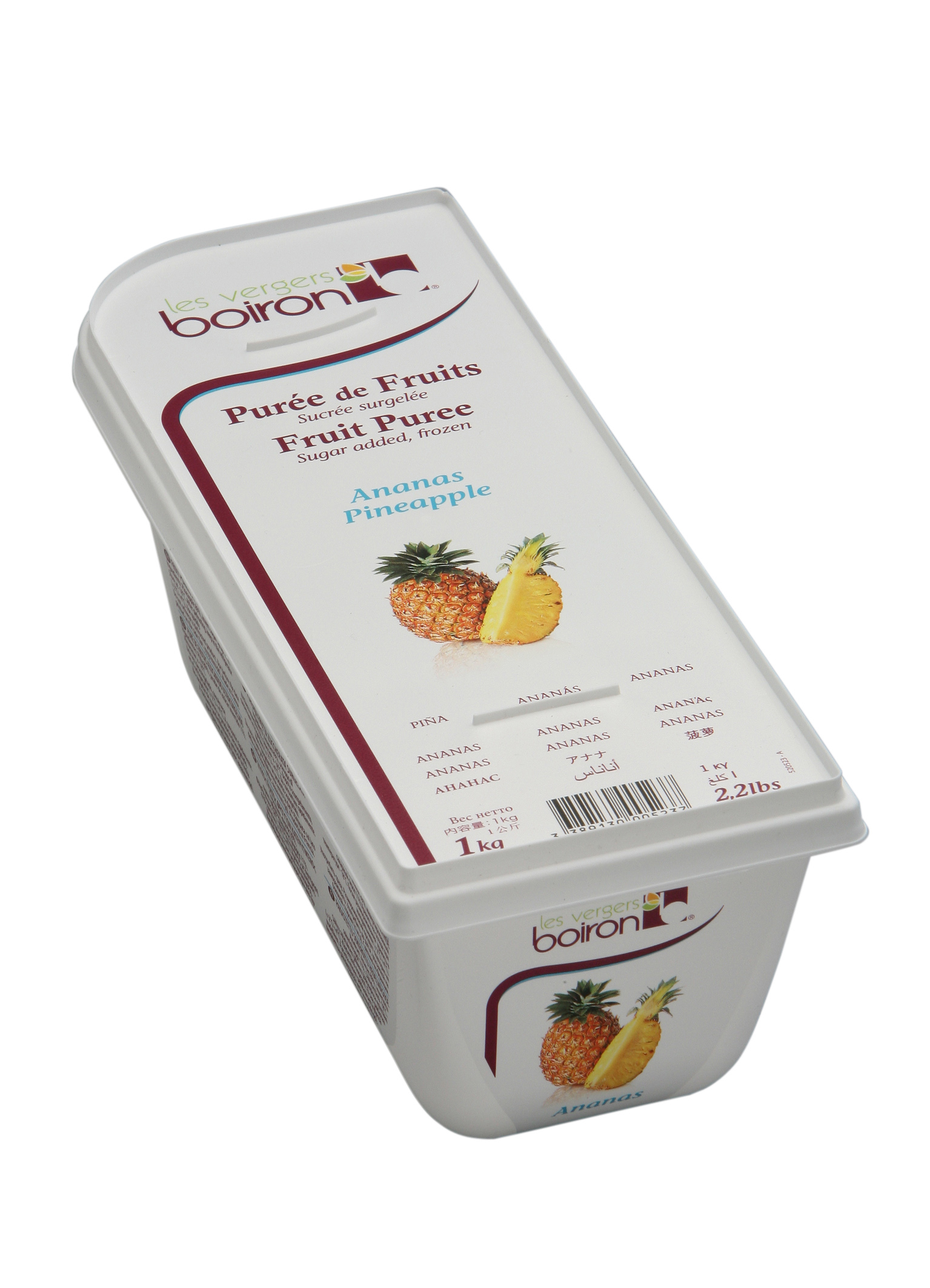 Boiron pineapple puree 1 kg