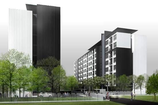 ขายด่วนคอนโดบี ยู โชคชัย 4 Be You Chokchai 4 Condo ราคาเพียง1.39 ลบ. ตึก A ชั้น 3 ขนาด 28 ตารางเมตร พร้อมผู้เช่า