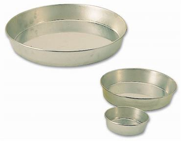 Matfer Round Drop Plain Mould (พิมพ์ Moka) 180x40 mm (340705)