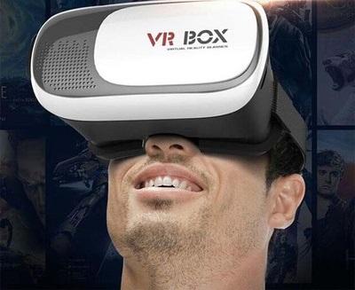 Pre - Order VR Box แว่นตา 3 มิติ