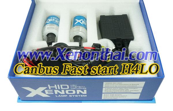 ไฟXenon kit H4Lo Canbus AC35W Fast start