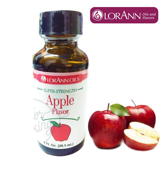 LorAnn Apple Super Strength Flavor 1 Oz.(29.5 ml)