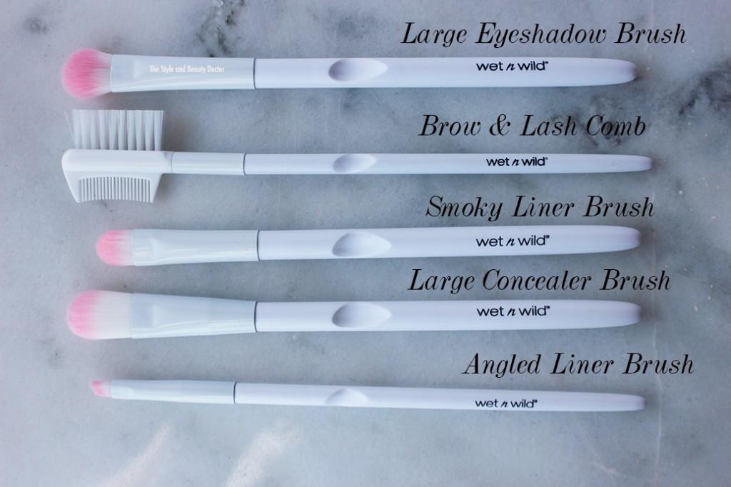 wet n wild brushes names. set ashleyrcoello kabuki brush angled liner bent small concealer large · wet n wild brushes names t