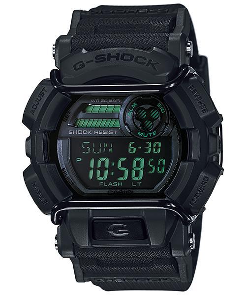 นาฬิกา คาสิโอ Casio G-Shock Limited Models Military Black Series รุ่น GD-400MB-1 สินค้าใหม่ ของแท้ ราคาถูก พร้อมใบรับประกัน