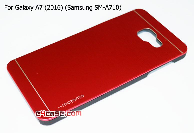 เคส Galaxy A7 (2016) (Samsung A710) - motomo เคสเนื้อแข็ง