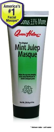 ลด 30 % QUEEN HELENE :: Mint Julep Masque ลดสิว กระชับรูขุมขน มาส์กอันดับ 1 ของอเมริกา แบบหลอด