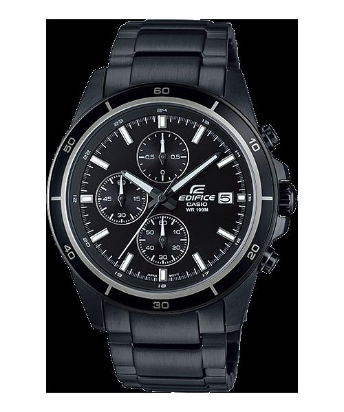 นาฬิกา คาสิโอ Casio Edifice Chronograph รุ่น EFR-526BK-1A1V สินค้าใหม่ ของแท้ ราคาถูก พร้อมใบรับประกัน