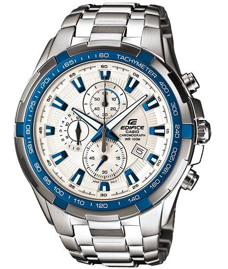 นาฬิกา คาสิโอ Casio Edifice Chronograph รุ่น EF-539D-7A2V สินค้าใหม่ ของแท้ ราคาถูก พร้อมใบรับประกัน