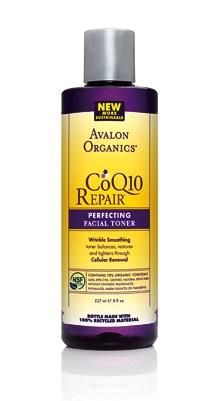 ลด 30 % AVALON ORGANICS :: CoQ10 Repair - Perfecting Facial Toner โทเนอร์ซ่อมแซม ฟื้นฟูผิว ปรับผิวเรียบเนียน กระชับขึ้น