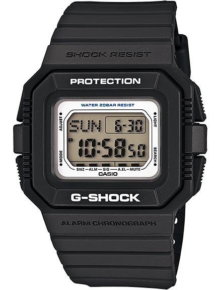 นาฬิกา คาสิโอ Casio G-Shock Limited Models รุ่น DW-D5500-1A สินค้าใหม่ ของแท้ ราคาถูก พร้อมใบรับประกัน